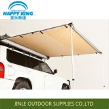 Toldo de tenda superior para telhado lateral de carro ao ar livre