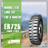 9.00r20 todo el neumático TBR del carro de los neumáticos del acoplado de los neumáticos del terreno con el GCC del PUNTO del alcance