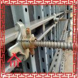 Coffrage concret de construction d'échafaudage en acier pour la brame, mur, fléau, toit, faisceau