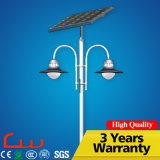 Bonne performance Excellente qualité 15W-30W Solar Garden LED Light