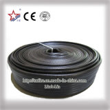 50mm 10の棒黒いDuraline PVC Layflatホース