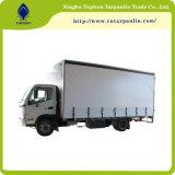 トラックのカバーまたは旗PVC防水シートTb017
