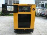 90kw에서 550kw에 Wudong Soundproof 디젤 엔진 발전기에 의해 강화하는