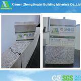 El panel de pared prefabricado interior de alta densidad de la vertiente