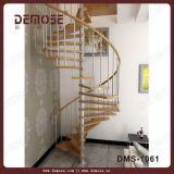 Escaliers ronds faits sur commande pour les petits espaces (DMS-1061)