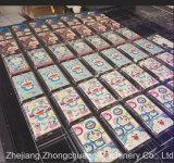 Принтер новой формы СИД широкой UV планшетный для печатание стеклянных/акриловых/кожи/металла /PVC /Tiles высокоскоростного
