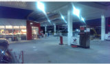 Coste disponible del surtidor de China de la simulación superior de Dialux del pabellón de la gasolinera