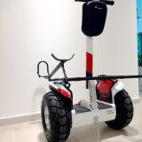 Scooter électrique de golf des prix de vélo de batterie de la boudineuse 72V Samsung de vent