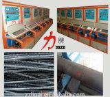 Linea di produzione del tondo per cemento armato con il riscaldatore di ricottura di induzione di IGBT