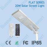 古典的な様式統合された20W LEDの太陽街灯