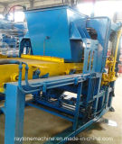 Bloc creux automatique de Qt4-15D faisant à machine la machine concrète de brique de machine à paver