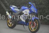 Motocicleta de esportes refrigerada a ar para diferentes cores Opthions