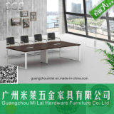 Moderner einfacher Entwurfs-gerader Büro-Möbel-Versammlungstisch