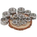 Usine de noix Hex de la vis 304 d'acier inoxydable de Chine DIN 934