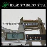 Edelstahl-Geländer-Stab-Halter für das 12.7mm Gefäß