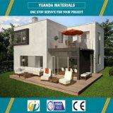 Chalet prefabricado concreto de Rcb casa rápida prefabricada barata moderna de los hogares de la nueva