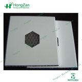 PVDF que reveste o painel composto do favo de mel de alumínio especial para a decoração da parede exterior