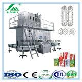 Ligne pasteurisée automatique complète de lait de laiterie de qualité chaude de vente