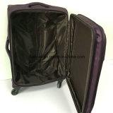 工場は耐久OEMオックスフォードファブリック荷物袋、大きい容量出張のための実用的な旅行トロリー箱袋を作る
