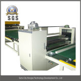 Machine de papier en bois de couverture de machine de placage de PVC