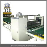 Máquina de papel de madeira da tampa da máquina do folheado do PVC