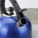 ステンレス鋼カラー笛を吹くやかん(FT-01213)
