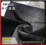 Супер мягкая ткань джинсовой ткани Knit Терри