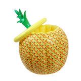 Familien-Partei-lustige Produkte für Getränk-aufblasbare Ananas-Eis-Wanne