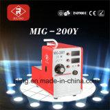 Máquina de soldadura de IGBT MIG (MIG-200Y//250Y/270Y)