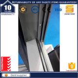 Finestra di scivolamento di alluminio dell'arco della finestra del cursore di As2047 Firberglass doppia