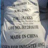 Dihydrat-Kalziumchlorid/CaCl2/Flocken für Erdölbohrung der Eis-Schmelze/