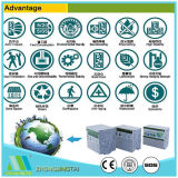 Gute Qualitätsinterne Isolieraußenfasergipsplatte