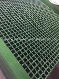Calzadas y plataformas, fibra de vidrio moldeada y reja de Pultruded