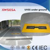 Uvis con il sistema di sorveglianza del veicolo (integrato con ALPR, barriere)