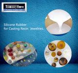 Silicone de fabrication de moules liquides pour produits en résine Fonte