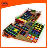 Indoor Trampoline Mini Trampoline Gynastic Playground Equipment 7112A