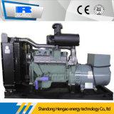 ATSの水によって冷却される極度の無声タイプが付いている20kwディーゼル発電機