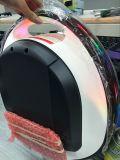 2017 ventas calientes de la vespa de la rueda Self-Balanced de Hoverboard uno