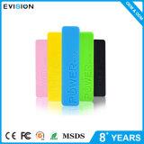De adverterende Draagbare Externe Batterij van de Bank van de Macht 2600mAh USB