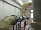 Conducto de la fibra de vidrio del transporte del gas de la corrosión