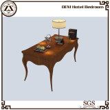 Hotel-Bett-Hotel-Schlafzimmer-Computer-Schreibtisch