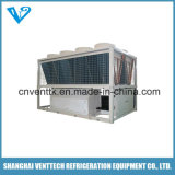 Refrigerador de agua industrial refrescado aire del compresor del tornillo