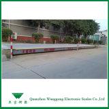 Weighbridge маштаба тележки для тележки газолина