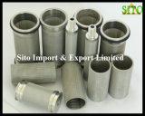 Filtro/filtro tecidos do engranzamento de fio do aço inoxidável 304