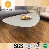 Tabella di tè dell'ufficio con il piedino dell'acciaio inossidabile (CT28)