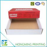 Glossy Varnishing Cardboard Apple Fruit Packaging Boxes