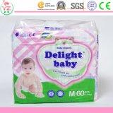 Qualidade China Couche Bebe do tecido do bebê do prazer S70 boa
