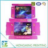 Glanz gedruckte faltende Blaubeere-Kästen für das Verpacken