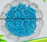 Riempitore farmaceutico della capsula del macchinario dei 187 fori a mano