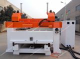 マルチヘッドCNCのルーターの木製の切り分ける機械